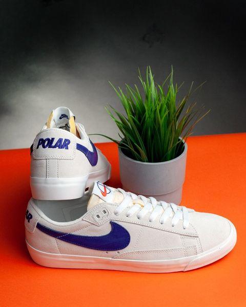 6/10 発売 Nike SB Blazer Low GT Polar