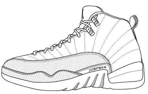 Picvia: Http://www.sketchite.com/jordan 6 Drawings Sketch Templates/