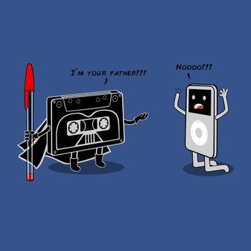 教科書「I'm your father.」いつ使うねんこれ