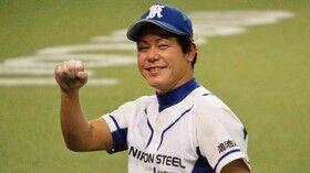 元阪神・玉置隆投手(日本製鉄鹿島)が野球人生の最後に投げた3試合225球(岡本育子)