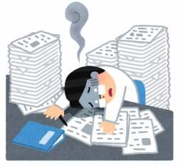 日本人の43%が残業100時間は「妥当」←?? 11%は「もっと長い方がよい」←!!!??Wwwwww