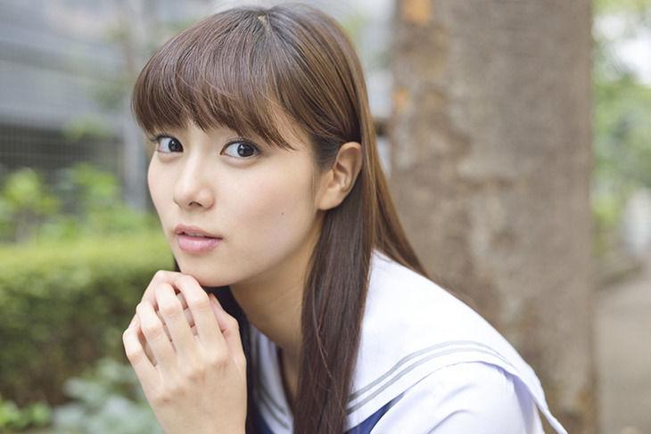 新川優愛ちゃんとかいう超絶ぐうかわ美女wwwww