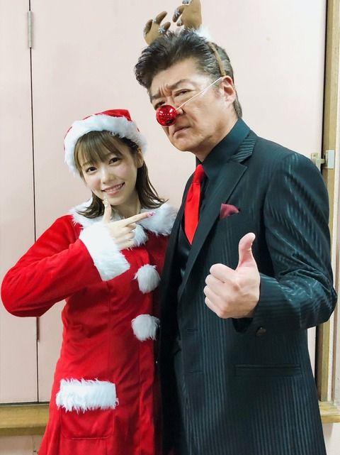 ぱるること島崎遥香とヤクザ組長のツーショット写真が流出(画像)