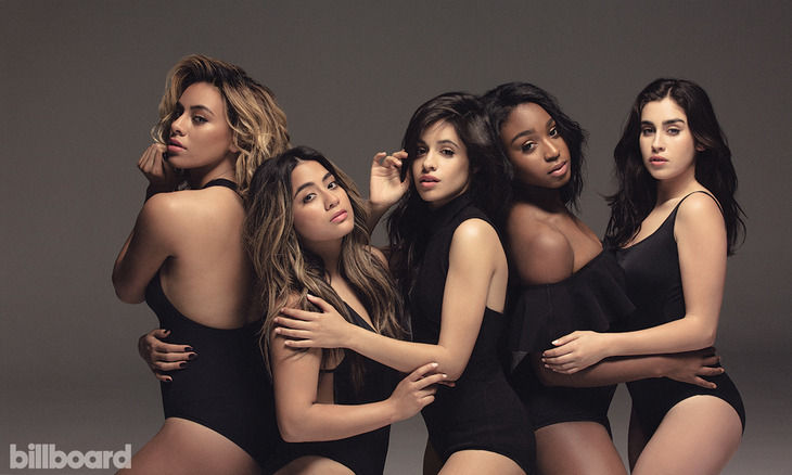 【画像】世界規模でヒットしているアメリカ発平均年齢19歳のアイドルグループがこれだ