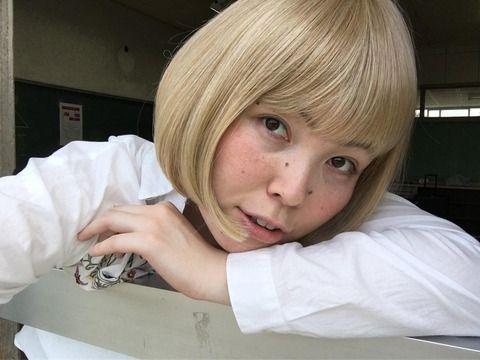 尼神インター誠子 最上もが風の金髪に「ウィーン少年合唱団にいそう」