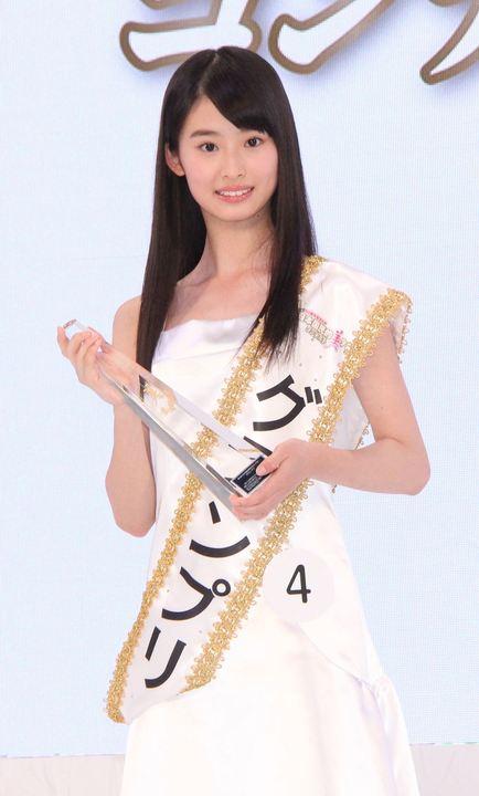 国民的美少女コンテスト 3年ぶり開催 グランプリは京都府出身の中学2年、井本彩花さん(画像あり)
