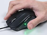 心拍数を計測する機能の付いた画期的なマウスが発売される。クリック数やマウスの移動距離も測定。