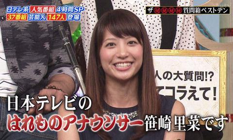 【放送事故】 加藤浩次、笹崎アナへ「夜の商売やりすぎじゃない?」←これwwwww
