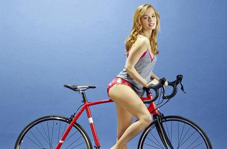 自転車を彼女と思って話しかけるの楽しすぎてワロタ