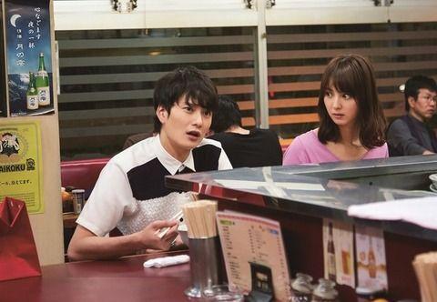 【映画】佐々木希がホテルに誘い、岡田将生は走って逃げる