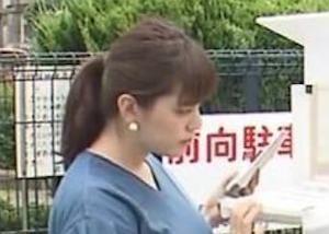 【画像】テレ朝・爆乳女子アナの現実がなんかヤベえええええええええええええええ