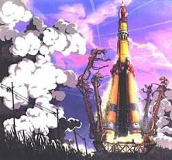 廃炉した原発って小分けにして宇宙に飛ばしちゃえばいいじゃん