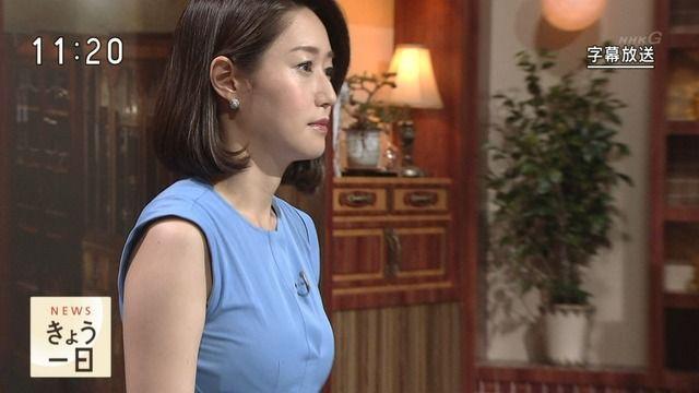 NHK牛田茉友アナ、Eカップ巨乳画像が過激すぎる!「ニュースきょう一日」代理出演で横乳強調!身長結婚歴等wikiプロフィール有