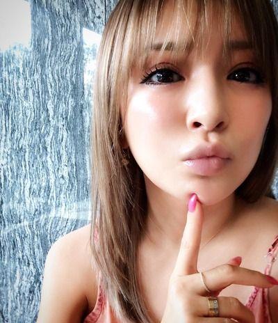 【検証画像】浜崎あゆみのおねだりキス顔がコチラwwwww
