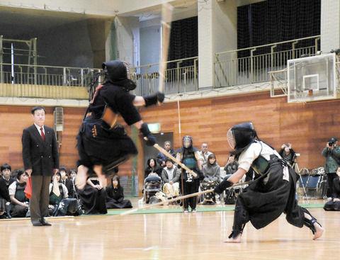 なぎなた女子が剣道男子に勝つ @2ch.sc