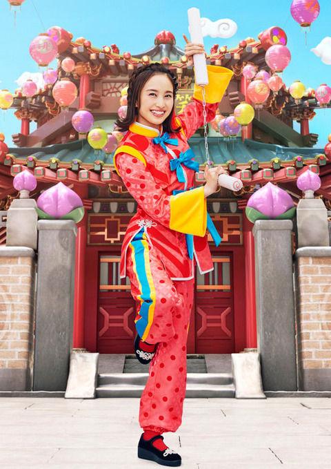 ももクロ百田夏菜子がコスプレ趣味のヒロイン役でドラマ初主演 舞台は静岡