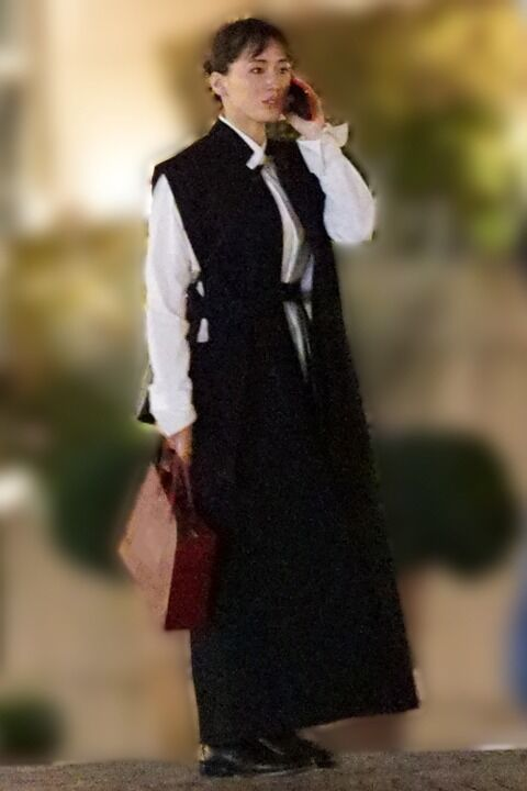 【芸能】綾瀬はるか 自分の35才誕生日会に向かう途中で道に迷う姿