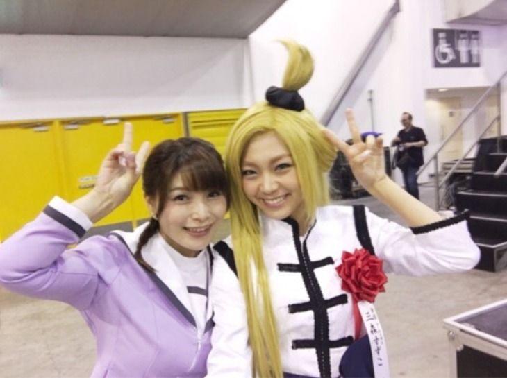 【朗報】三森すずこさん、新田恵海さんのことを許してた