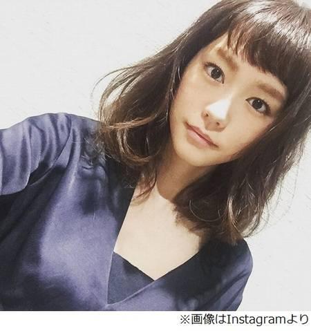 桐谷美玲、髪型チェンジで世界一かわいいよwwwwwwwwwwwww