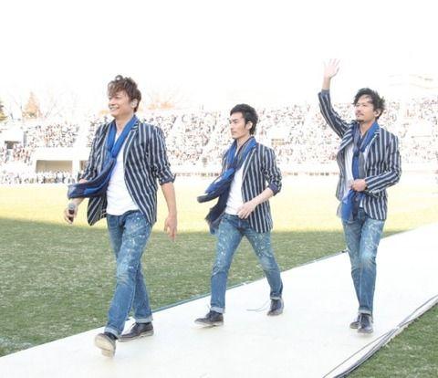 【ジャニ枠減】NHK・紅白歌合戦に香取・草なぎ・稲垣が出場の模様・・・・・