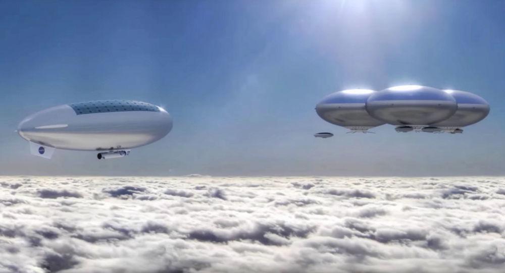 NASA、金星への有人飛行を計画