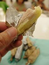 チーズと鶏ささみのスナック5