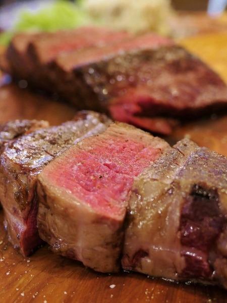 """赤崎牧場直営レストラン""""ル・リヤン""""で赤崎牛を堪能してきた。"""