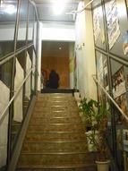階段をのぼると・・・