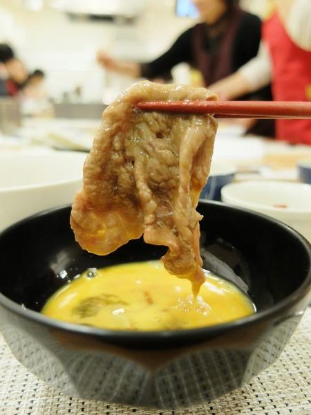 山際千津枝先生の博多和牛料理教室が開催されました♪