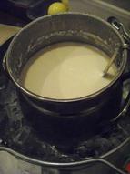森光牧場の牛乳