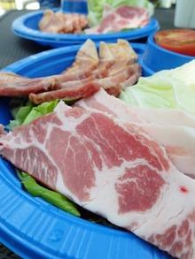 杉さんちの豚肉