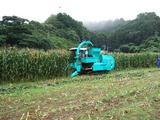 汎用収穫トウモロコシ2007