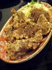 桜肉のからあげ525円