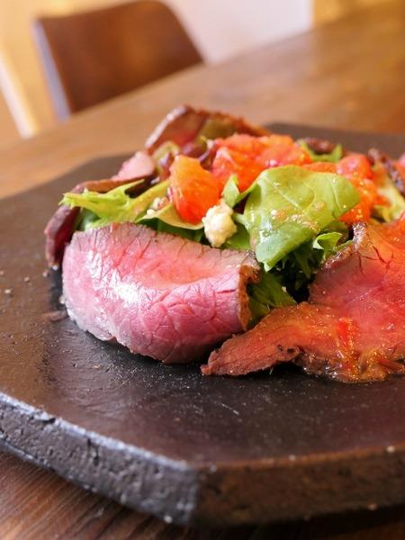 赤崎牛ローストビーフサラダ