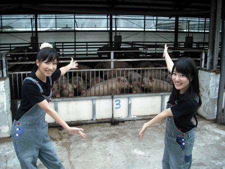 LINQの岸田さんと原さん