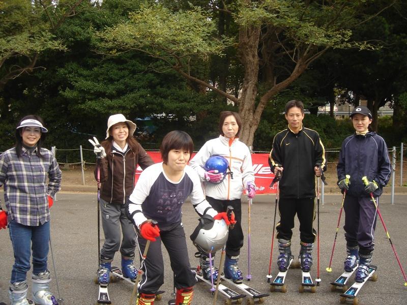 ビーボスキーチーム集合写真