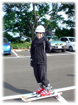 安全第一 メットスキー