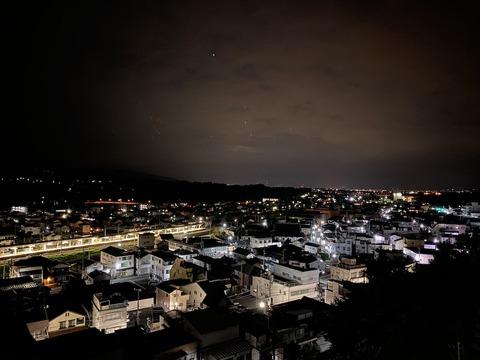 韮崎の平和観音と青坂隧道