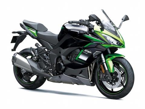 Ninja1000SX 2021年モデル発表!