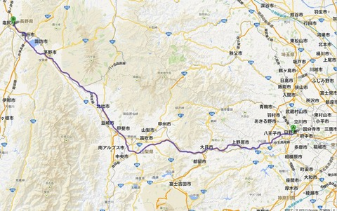 飛騨高山〜白川郷〜上高地ツーリング