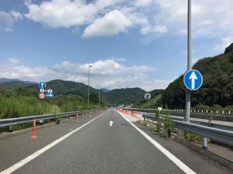 静岡PAのスマートICから新東名に入り、そのままスイッと帰宅