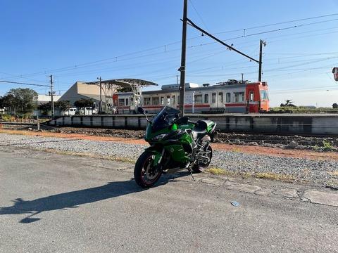 新東名と浜名湖と岳南電車