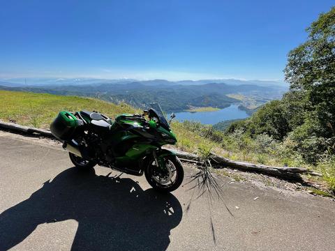 内山峠・青木峠経由で木崎湖とビーナスライン