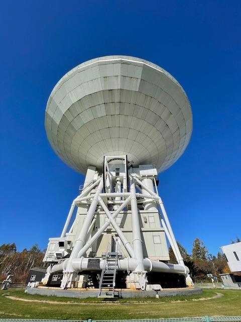 野辺山宇宙電波観測所とアプトの道
