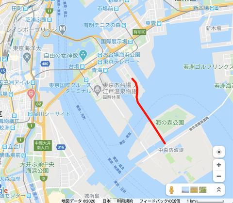東京港臨海道路南北線