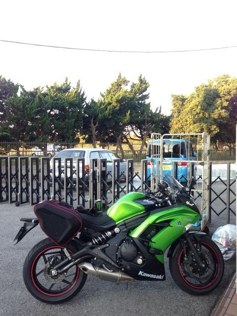 Ninja650二台で福島日帰りロングツーリング