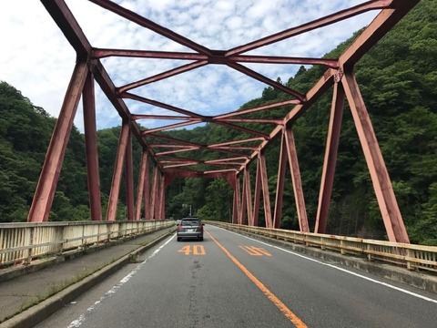 下仁田からは国道をさらに西へ