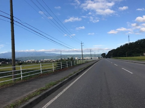 下仁田からは国道254号で西へ西へ