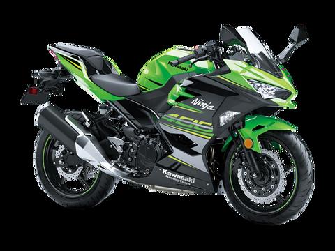 2018年モデル 新型Ninja250/新型Ninja400
