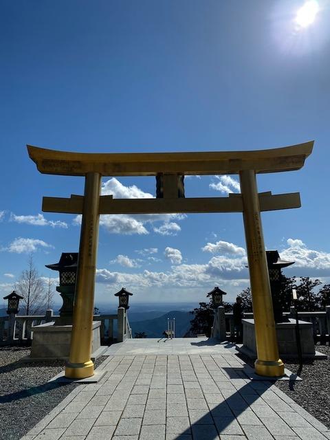 浜松の峠道と秋葉山神社上社ツーリング